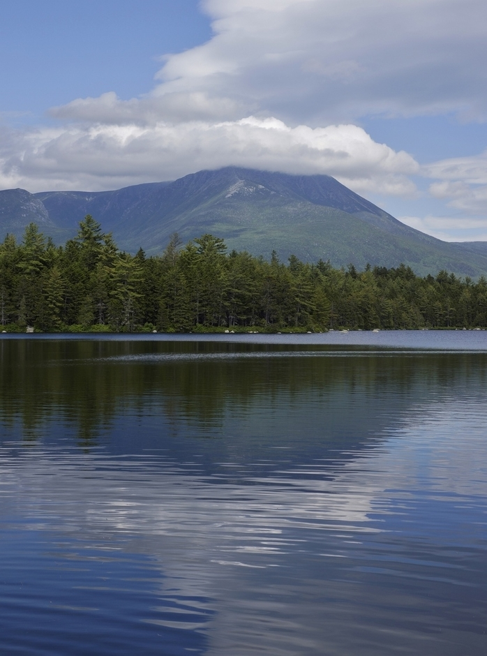 Daicey Pond - Mt Katahdin | LENS MODEL NOT SET <br> Click image for more details, Click <b>X</b> on top right of image to close